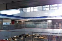 Patio interior edificio FORO