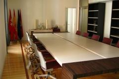 Sala de juntas de gobierno