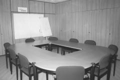 Mesa de reuniones componible