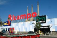 Centro comercial Alcampo en Sant Adriá de Besós