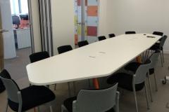 Sala de reuniones unida