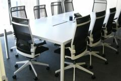 Sala de juntas corporativa