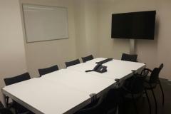 Sala de reuniones modular