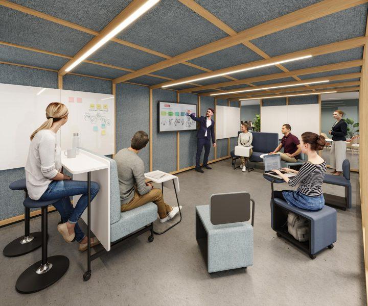 EVA Agile Room