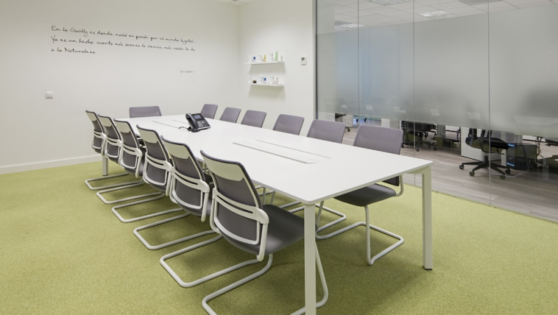Mesa TEC reuniones