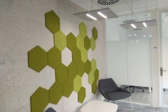 EcoMosaic hexagonal