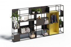 Shelving modular